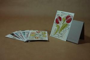 Postkarten von Barbara Gsaenger